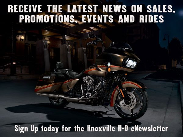 Receive the latest news on sales promotions, events and rides